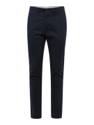 JACK & JONES, Heren Chino 'JJIMARCO JJENZO', navy
