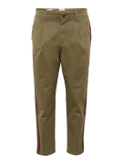 JACK & JONES, Heren Broek 'JJIACE JJHARPER WW OLIVE NIGHT STS', olijfg...