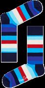 Happy Socks Chaussettes STRIPE en bleu