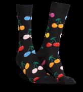 Happy Socks Chaussettes CHERRY en rose