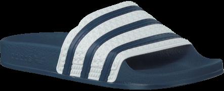 Adidas Tongs ADILETTE DAMES en bleu