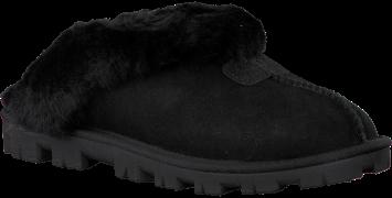 Black UGG shoe COQUETTE