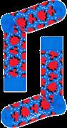 Happy Socks Chaussettes COMIC RELIEF en bleu