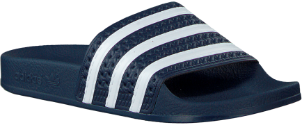 Adidas Tongs ADILETTE DAMES en blanc
