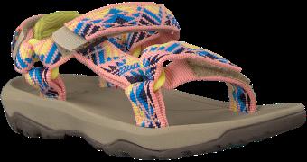 Teva Sandales 1019390 T/C/Y HURRICANE XLT 2 en rose