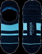 Xpooos Chaussettes ESSENTIAL en bleu