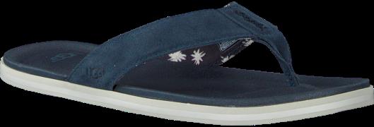 Blue UGG shoe BEACH FLIP