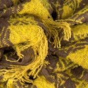 NOTRE-V Foulard CYNTHA en jaune