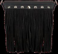 DEPECHE Sac bandoulière 13870 SMALL BAG en noir