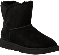 UGG Bottines CLASSIC CUFF MINI en noir