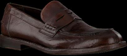 MAZZELTov Loafers 9611 en marron