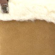 UGG Gants SHORTY GLOVE W/TRIM en camel