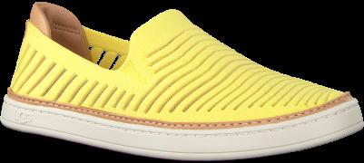 UGG Chaussures à enfiler SAMMY BREEZE en jaune