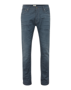 JACK & JONES, Heren Jeans 'TIM ORIGINAL 420', blauw denim
