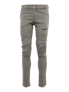 JACK & JONES, Heren Jeans, grey denim