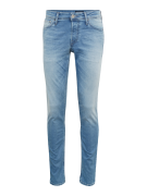 JACK & JONES, Heren Jeans 'JJIGLENN JJORIGINAL JOS 892 INDIGO KNIT', b...