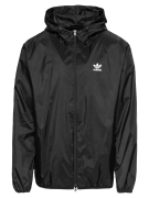 ADIDAS ORIGINALS, Heren Tussenjas 'TRF WINDBREAKER', zwart / wit